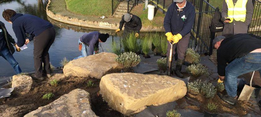 Venetian Waterways Restoration is onCourse